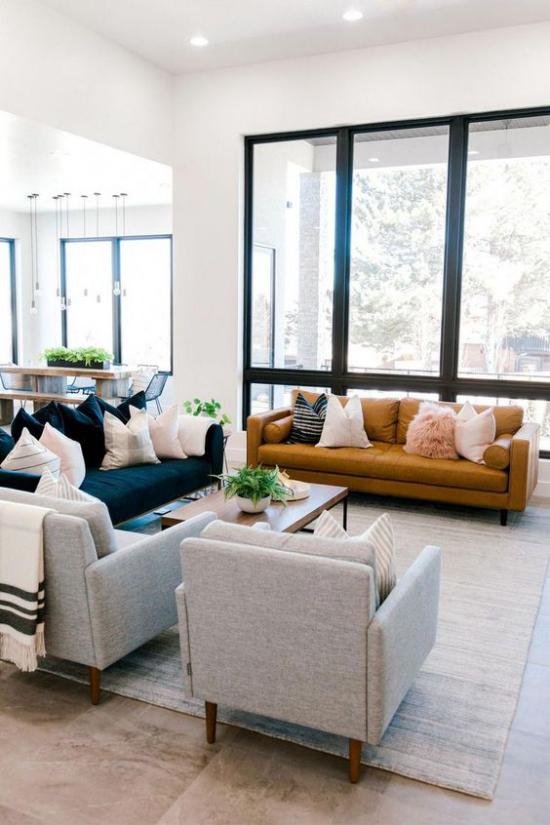 Moderne Einrichtungsideen, Ihr Zuhause zeitgemäß zu ...