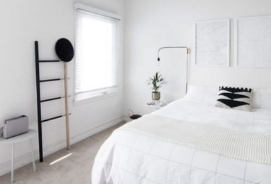 Schlafzimmer Ideen im Skandinavischen Stil - Trendomat.com