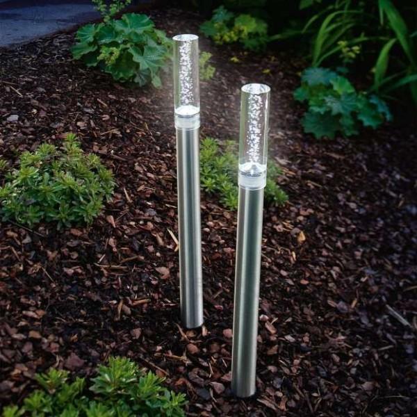 Solar Leuchtkugeln setzen Trend sparen Elektroenergie Solar Leuchten im Garten praktisch und dekorativ