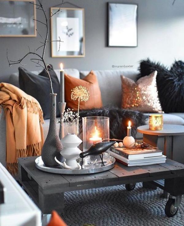 Die Schonsten Ideen Fur Ihre Gruselige Halloween Deko Im Wohnzimmer Trendomat Com