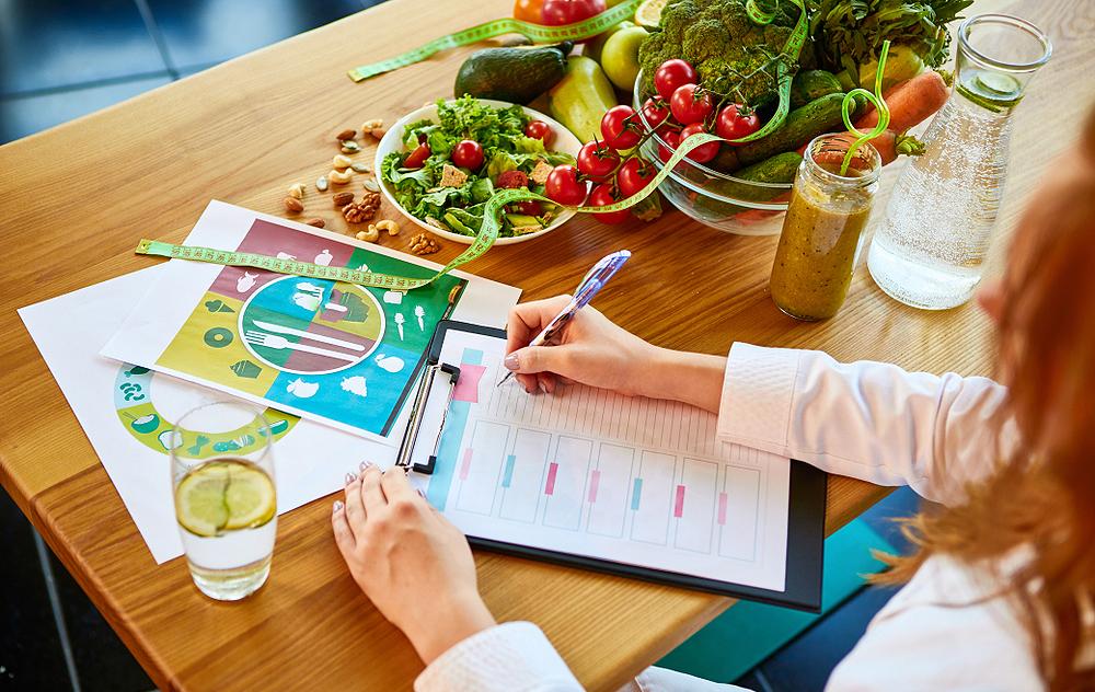 Wie man Gewichtsverlust Mahlzeiten macht