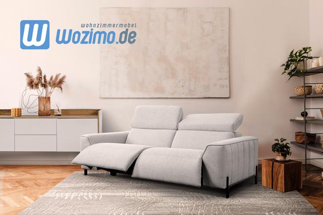 Sofa mit Schlaffunktion in Hellgrau ein wahrer Verwandlungskünstler im Interieur